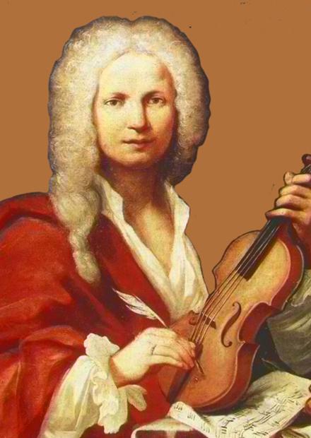 Венеция. Антонио Вивальди