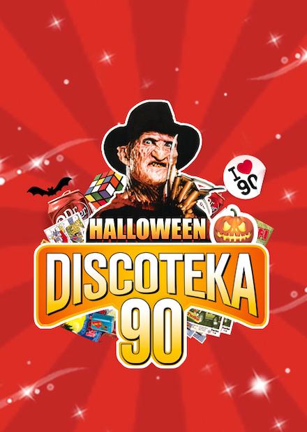 БОЛЬШАЯ DISCOTEKA 90! HALLOWEEN 90-х!