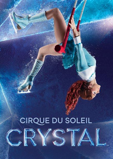 Cirque du Soleil. CRYSTAL (Кристал) в Москве!