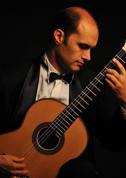 Многоликая  гитара. Сергей Руднев