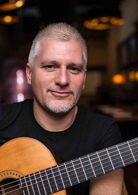 Многоликая гитара. Йохан Фостье (Бельгия)