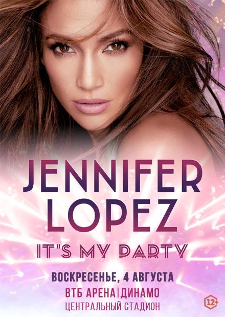 Jennifer Lopez. It's My Party