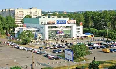 """Киноцентр """"Россия"""" (Нижний Новгород)"""