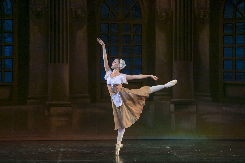 Картинки балета золушка