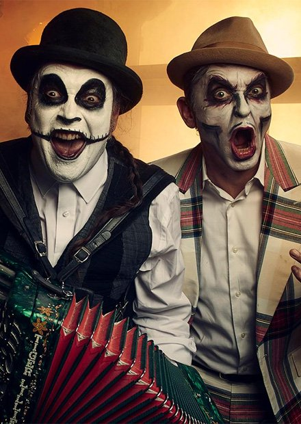 The Tiger Lillies. 30 Years Anniversary