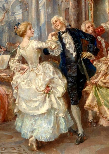 Танцевальное барокко