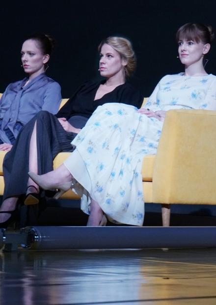 Три сестры. МХТ им. Чехова