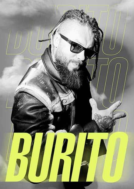 Burito. Презентация нового альбома «Небесный ампир»
