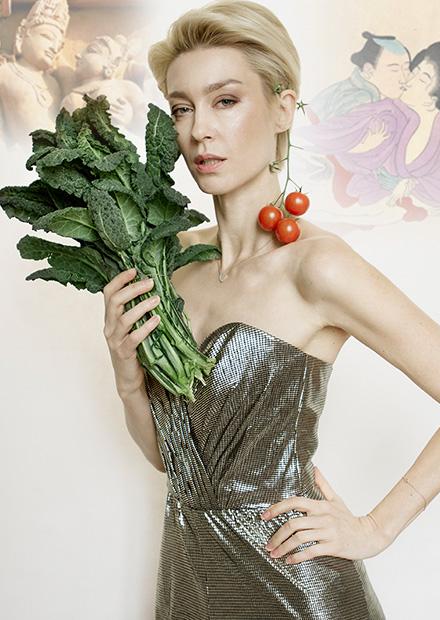 Анастасия Хозисова. Еда, секс, здоровье и молодильные яблоки