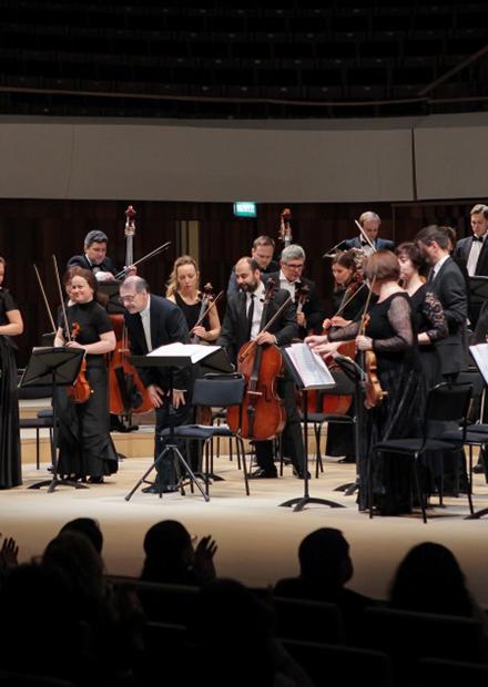 Оркестр Musica Viva, Полина Шамаева, Аапо Хаккинен