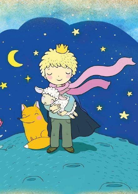 Маленький принц. Музыкальная сказка с песочной анимацией