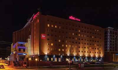 Отель «ИБИС» (Нижний Новгород)