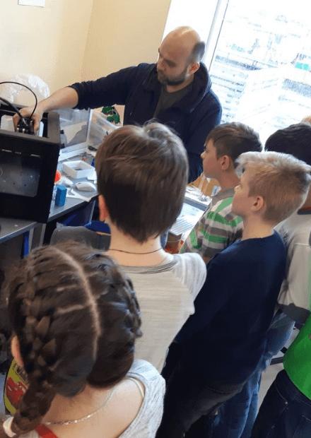 Сколково: День инноваций для детей