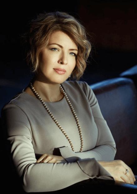 Полина Осетинская, Алексей Гориболь (фортепиано)