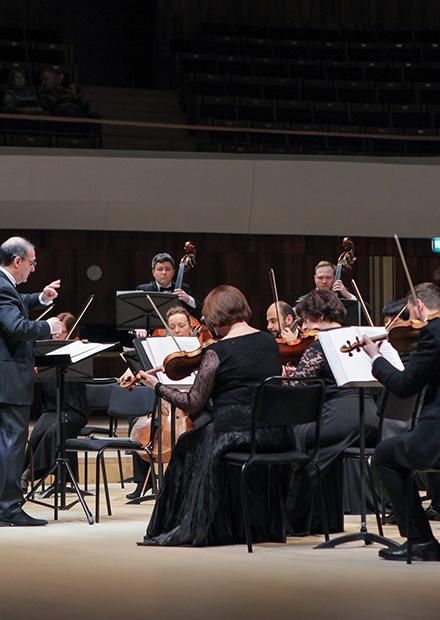 Оркестр Musica Viva. Серебряная классика