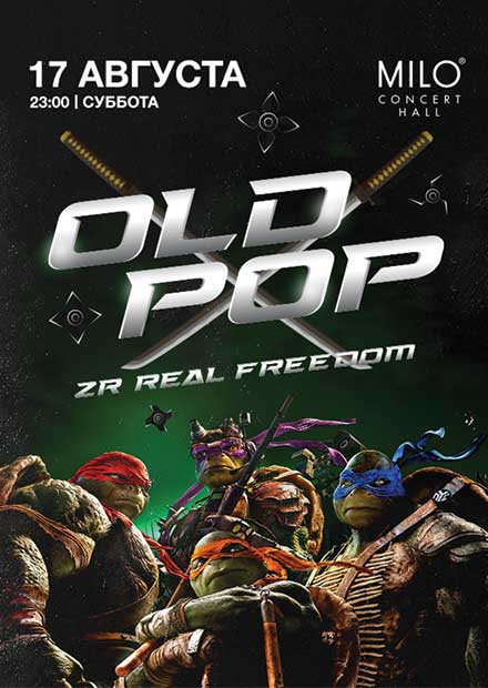 OLD POP