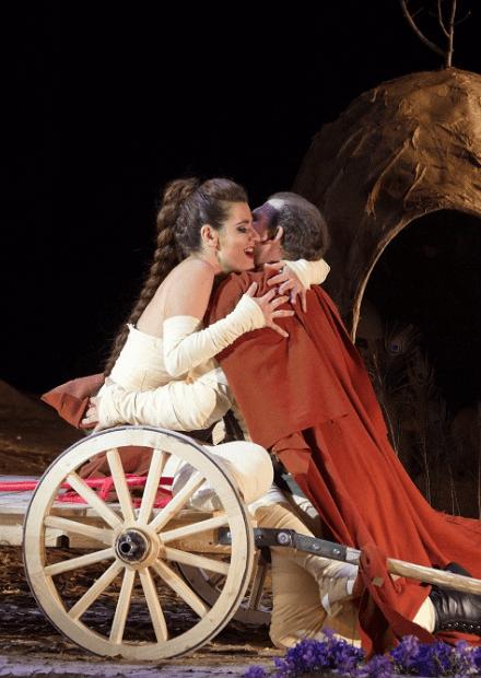 Макбет: история любви