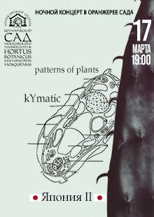 Япония. Patterns of Plants
