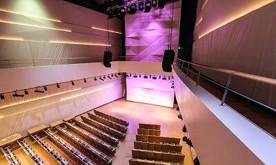 Московский концертный зал «Зарядье» (Малый зал)