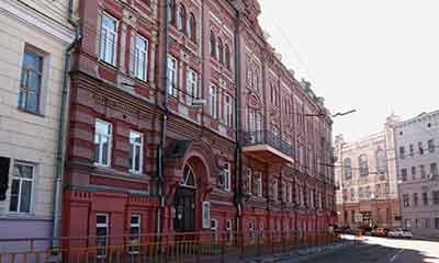 КЗ Хорового колледжа им. Сивухина (Нижний Новгород)