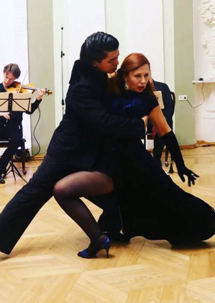 Лучшие танго в честь Международного женского дня 8 Марта