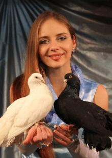 Шоу птиц