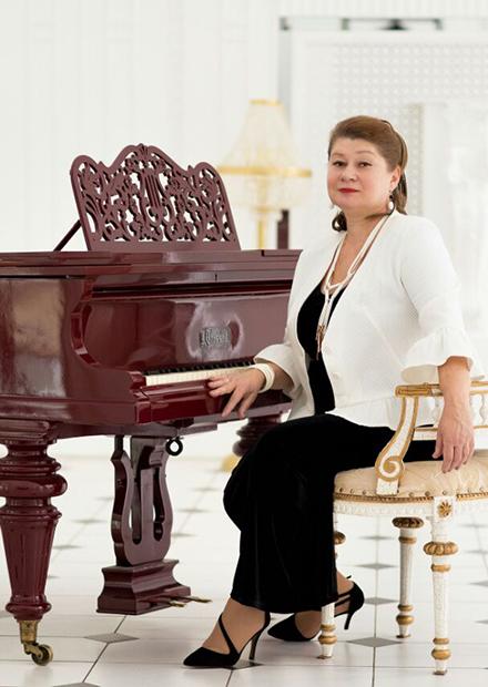 Елена Матыцина. Юбилей в кругу друзей