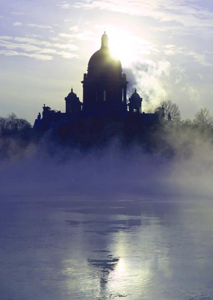 По следам Петербургских привидений