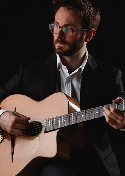 Giangiacomo Rosso (Italy) & Dmitry Kuptsov Quartet
