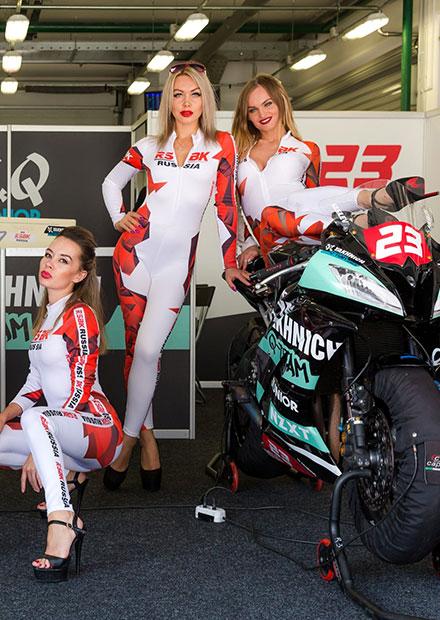 Чемпионат RSBK на «Нижегородском кольце»
