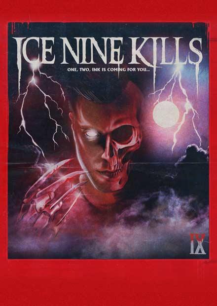 Ice Nine Kills (Санкт-Петербург)