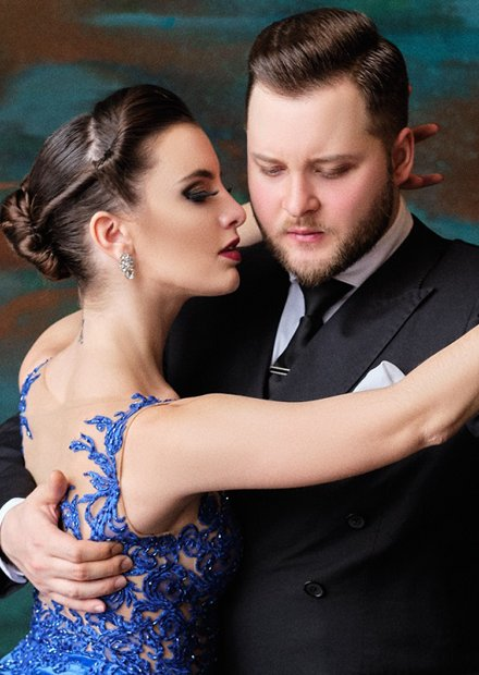 Moscow Tango Holidays. День I