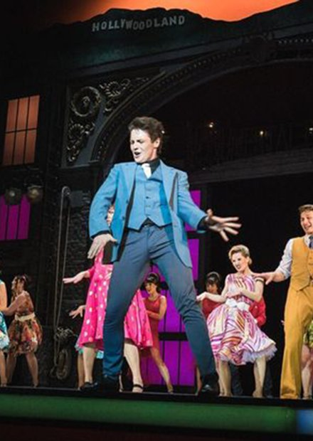 Broadway Dreams. Киномюзиклы