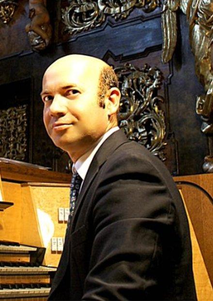 Ночной рождественский концерт. Хесус Сампедро Маркес (орган, Испания)