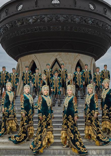 Ансамбль песни и танца Республики Татарстан, Ансамбль Республики Коми