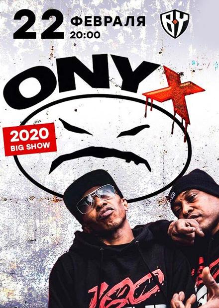 Onyx. 2020 Big Show