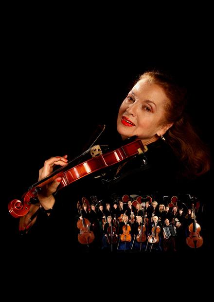 Светлана Безродная и Вивальди-оркестр. Цветущий май