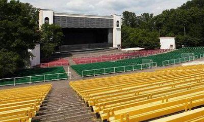 Зеленый театр Парка им. Горького