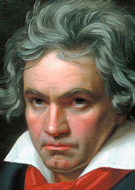 Бетховен - 250: Дж. Лилл, В. Спиваков, НФОР