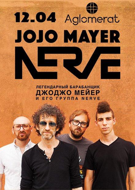 Jojo Mayer / Nerve (USA)