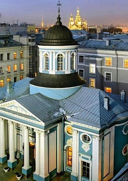 Инославные храмы Невского проспекта