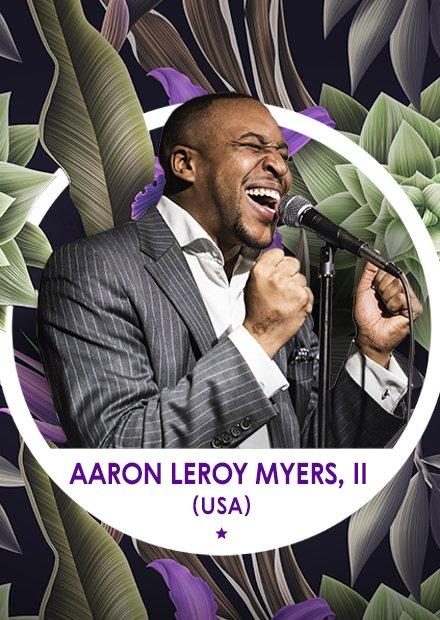Город Джаз. Aaron LeRoy Myers, II (USA)