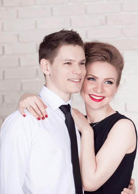 Квартет Е. Побожего и секстет И. Морозова - В. Кауновой