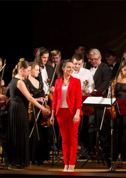 Пасхальный концерт Франческо Аниле