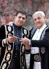 Дживан Гаспарян и Дживан Гаспарян младший
