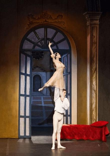 Ромео и Джульетта. Балет им. М. Петипа