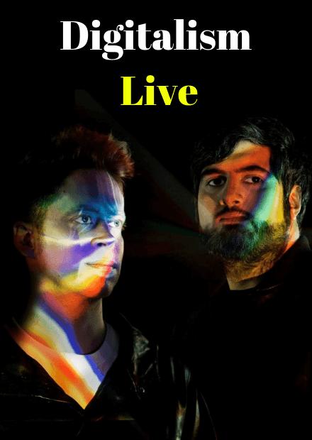 Digitalism. Live