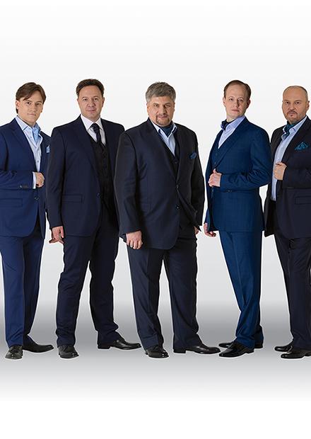 """Арт-проект """"ТенорА XXI века"""". Новогодний концерт"""