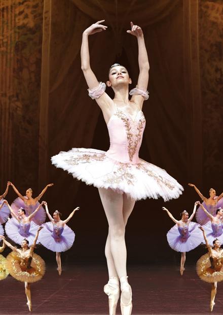 """Спящая красавица. Театр """"Кремлевский балет"""""""