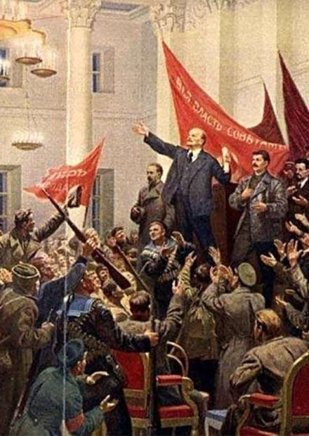 1917 г. Как это было